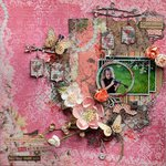 DayDreamer **2Crafty Chipboard**