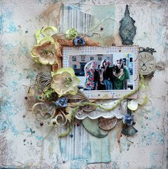 Friends **2Crafty Chipboard**