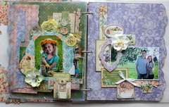 Secret Garden Album **Clear Scraps**