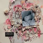 Create Memories **2Crafty Chipboard**