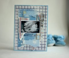 Birthday Card **Maja Design**