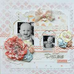 10 Precious Months **Manor House Creations**