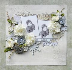 Blissful Snow **C'est Magnifique December Kit**