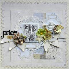 Priceless **C'est Magnifique January Kit**