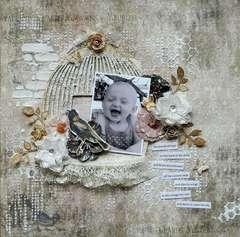 Free Bird **C'est Magnifique September Kit**