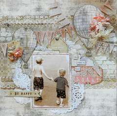 This Make My Heart Soar **C'est Magnifique September Kit**
