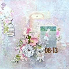 08-13 **C'est Magnifique September Kit**