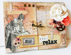 Just Relax **NEW Prima Marketing**