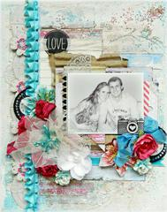 Love {canvas} **Webster's Pages**