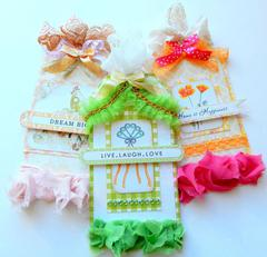 Perfect Motifs Tag Set **Webster's Pages**