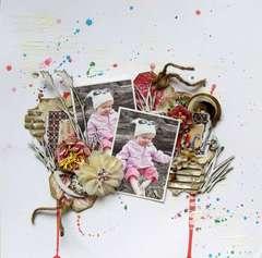 Ick. **C'est Magnifique June 2012 Kit**