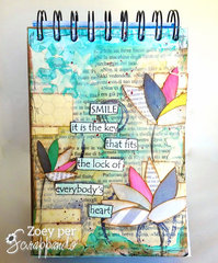 Art Journal - Smile