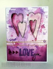 CARD - love you