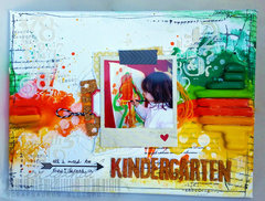 CANVAS - Kindergarten