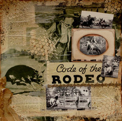 Code of the Rodeo