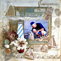I Will Build You Many Mansions **Scraps of Elegance** DT May Kit
