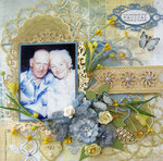 Forever Loved **Scraps of Elegance** April Kit -