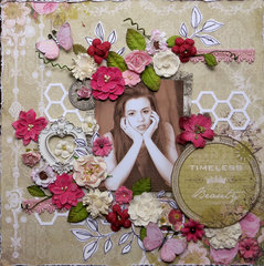 Timeless **Scraps of Elegance** September kit
