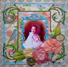 My Favorite Doll **Scraps of Elegance** DT March Kit