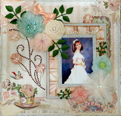 Belle of the Ball **Scraps of Elegance** Sept. DT Reveal
