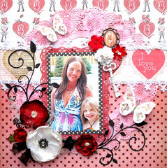 Celebration of Nana's Life **Scraps of Elegance** DT Reveal February Kit