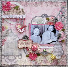 Young Love **Scraps of Elegance** October Kit
