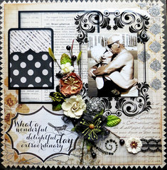 Twilight Love **Scraps of Elegance** DT February Kit