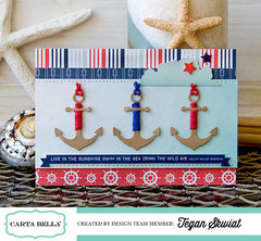 anchor card **Carta Bella**
