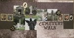 Cemetary walk