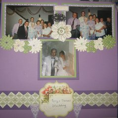 Tony and Theresa's Wedding