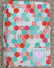Personal planner, cover
