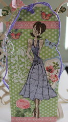 Springtime tag ** Scraps of Elegance*** March Kit
