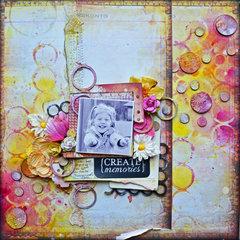 Create Memories *Blue Fern Studios*