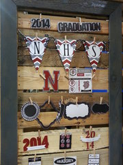 Scrapbook Customs New 2014 Graduation Collection