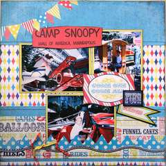 Camp Snoopy **Moxxie**