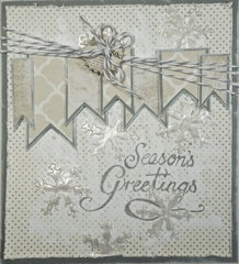 Seasons Greetings - Winter Card