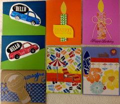 Cards for RFKC.