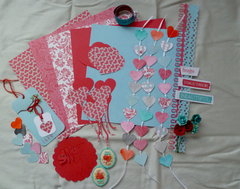 Feb 8x8 Kit Swap - Valentine's