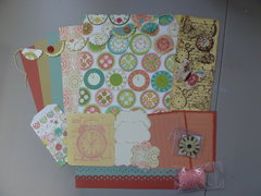 Clock Kit for Feb Swap