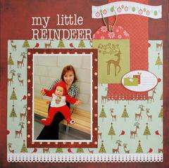 My little Reindeer