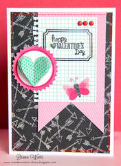 Happy Valentine's Day *American Crafts*