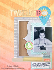 Twelve (12) *american crafts*