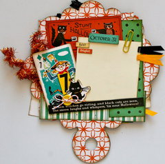 Halloween Magic Mini Book