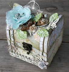 Hope Chest Altered Box