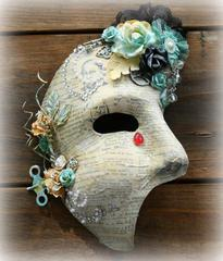 Venetian Mask for Shimmerz