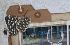 Winter Visitors featuring the Norland Collection from Farmhouse Paper Company
