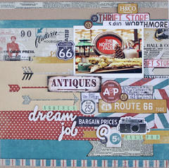 Dream Job by Megan Klauer featuring Market Square from Farmhouse Paper Company