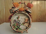 Fall altered clock