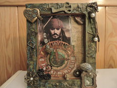 Pirate Canvas
