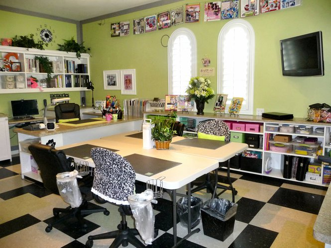 How to design your own craft room - Create your own room ...